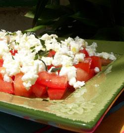 Tomates au Bruccio
