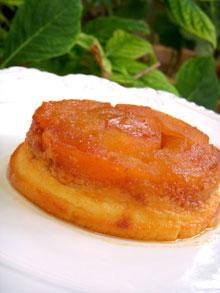 Moelleux / mousseux aux pommes & poires caramélisées et Tag