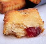 Pâte feuilletée au chocolat blanc #2 – Tatin de butternut aux écorces d'oranges confites