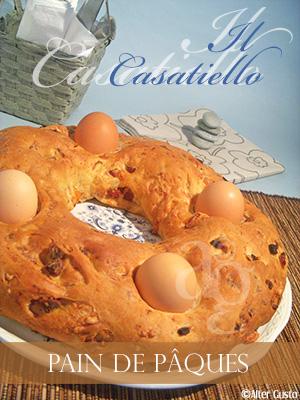 Pain de Pâques – Il casatiello
