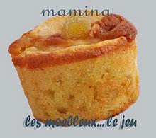 Moelleux à la pâte d'amande & Amaretto – Compotée de poires à la badiane