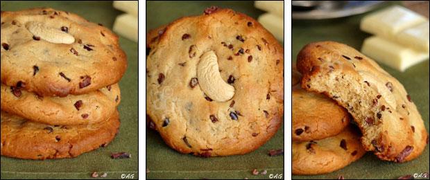 alter gusto cookies au chocolat blanc pur e de noix de. Black Bedroom Furniture Sets. Home Design Ideas