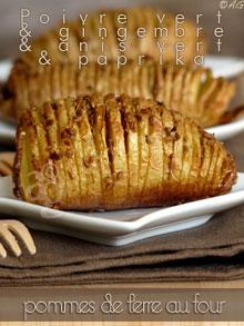 pommes de terre épicées