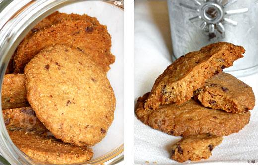 biscuit au beurre de cacahuete