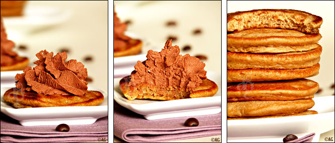 cheese cream au chocolat