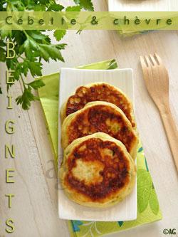 beignets aux cebettes