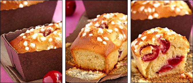 cake aux fruits frais