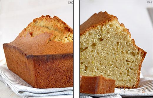 cake au fenouil et gingembre