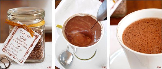 kit chocolat cho