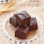 Fudge au chocolat & carambars