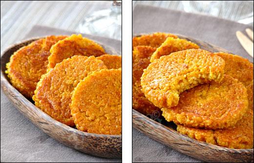 patates douces et curry
