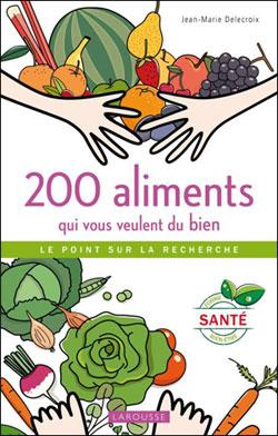 Le gagnant du livre «200 aliments qui vous veulent du bien» est …