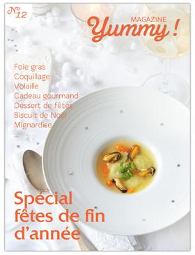 Yummy Magazine N°12 – Spécial Fêtes de fin d'année – est en ligne !