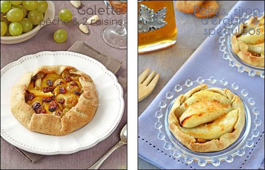 Tartelettes rustiques
