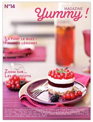 Yummy Magazine N°14 est en ligne !