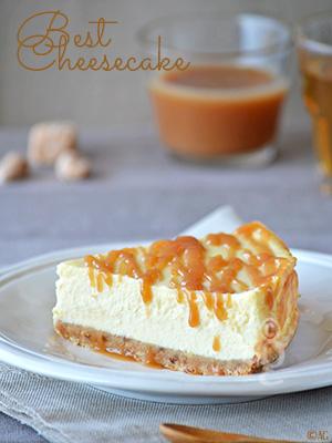 Mon meilleur cheesecake !