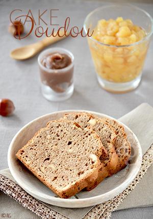 Cake à la crème de marrons pour le Yummy Day Doudou