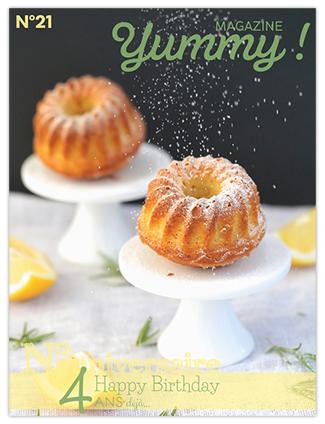 Yummy Magazine N°21 est en ligne !