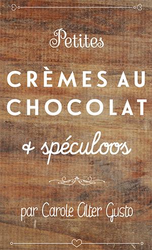 Crème au chocolat & spéculoos express – recette en vidéo + making of