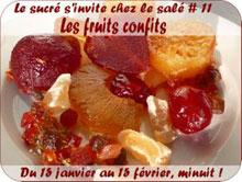 """Croquettes de veau aux poireaux & écorces d'oranges confites """"le sucré s'invite chez le salé #11"""""""