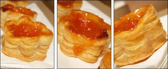 Aventures feuilletesques #1 : la pâte inversée … Ratée mais pas ratée !