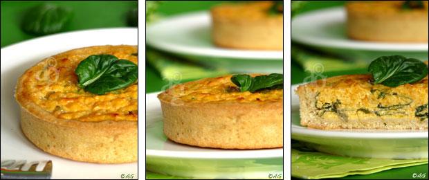 tarte courge butternut