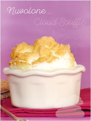 Soufflé aérien d'œuf cocotte – Nuvolone ou Cloud Soufflé