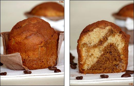 muffin comme un tiramisu