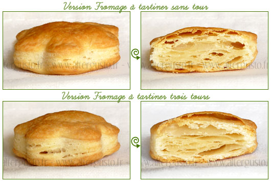Alter Gusto Pate Feuilletee Facile Express 4 Versions
