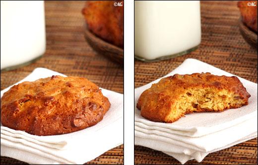cookies aux figues sèches
