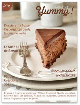Yummy Magazine N°2 est en ligne !