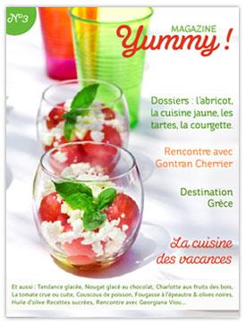 Yummy Magazine N°3 est en ligne !