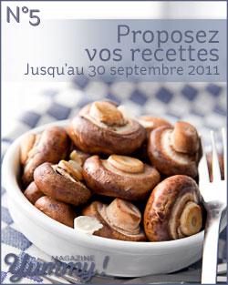 Yummy Magazine – Participez à la rédaction du N°5 !