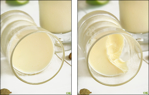 Crème au citron & cardamome Express