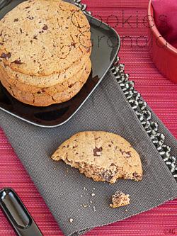 "Cookies au chocolat façon ""Granola"""