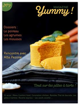Yummy Magazine N°7 est en ligne !
