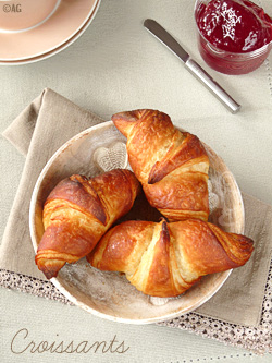 Croissants (version simplifiée)