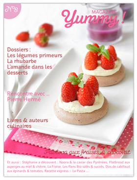 Yummy Magazine N°8 est en ligne !