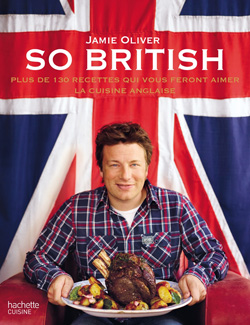Shortbreads écossais de Jamie Oliver, chocolat noir & cerise