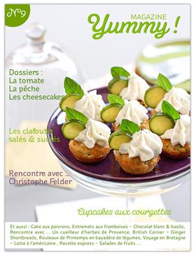 Yummy Magazine N°9 est paru !