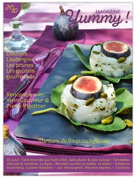 Yummy Magazine N°10 est paru !