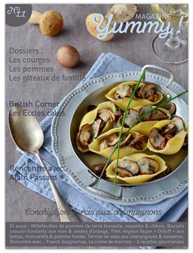 Yummy Magazine N°11 est paru !