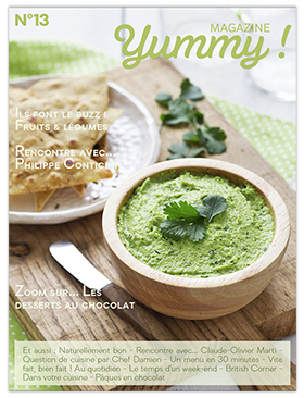 Yummy Magazine N°13 – Nouvelle formule – est en ligne !