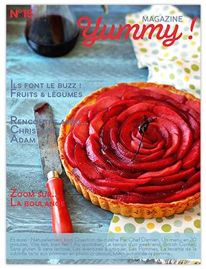 Yummy Magazine N°15 est en ligne !