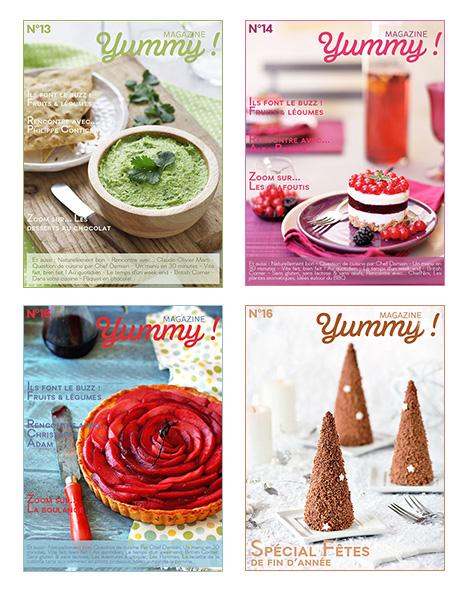 Yummy Magazine 2013