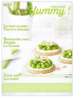 Yummy Magazine N°17 est en ligne !