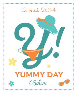 Yummy day bikini – 12 mai 2014