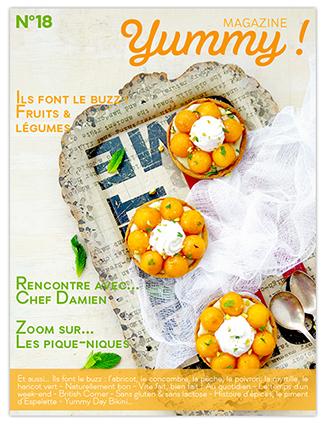 Yummy Magazine N°18 est en ligne !