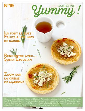Nouveau ! Yummy Magazine N°19 est en ligne !