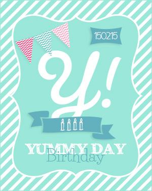Yummy Day Birthday